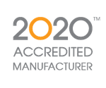 2020 Accredited Manufacturer